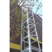 上海别墅家用电梯一体式铝合金井道