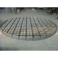 湖北化工丝网除雾器去除气体中的雾滴 耐高温耐腐蚀 HG/T21618标准型 不锈钢材质 安平上善丝网