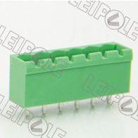 供应特供总代理上海雷普LEIPOLE线路板端子系列-插拔式接线端子PCB端子 15ELPKCM-3.81