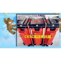 上海昌日 18KVAR高压环氧浇注串联电抗器CKSC-18/10-6
