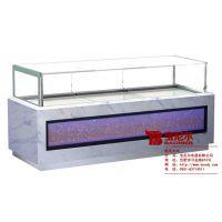 冷藏展示柜保鲜柜 冷藏水果保鲜展示柜 冷藏保鲜卧式展示柜