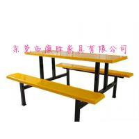 学校食堂餐桌椅-康胜食堂餐桌椅-饭堂餐桌椅厂家