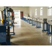 高温碳纤维硅胶电线电缆挤出机生产厂家