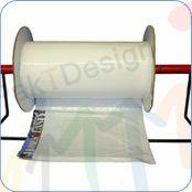预开口单面开口连卷自动包装袋AUTOBAG自动包装袋虚线胶袋东莞厂