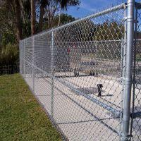 【新疆欧利特】供应热镀锌勾花网 镀锌钢丝网护栏 可定制