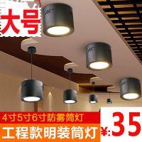 赛朗格实力厂批发6寸COB明装筒灯走廊过道筒灯 15W明装筒灯 LED明