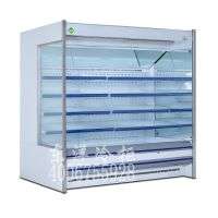 供应水果超市保鲜柜/连锁超市饮料柜/风冷水果冷藏柜