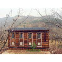 旅游景区 移动环保厕所 金属雕花板、防腐木材质 长城、世园会同款