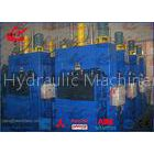 Hydraulic Drive Mode Vertical Baling Machine For Cardboards Plastic PET Bottles