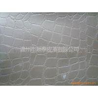 供应皮革厂家直销人造革|PVC|大牙纹