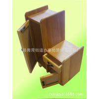 厂家直供田园式实木床头柜 木制分类收纳柜 定做批发实木家具