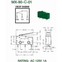 MX-90-C-01 微动开关,按键开关