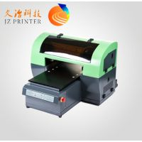 热销上海久治皮革打印机/不脱色即打即干 色彩鲜艳无色差,专业工厂爱普生改装生产,UV平板打印机