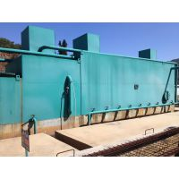 一体化煤矿矿井污水废水处理技术方案设备设施
