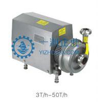 不锈钢饮料泵、一洲机械(图)、卫生移动泵