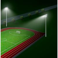 天津优质足球场施工_室内外足球场灯光照明设计