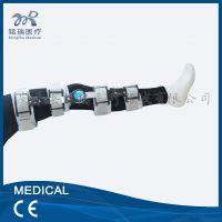 新款长短可调膝关节护具 关节部位受伤骨折术后的固定及康复锻炼 铭瑞