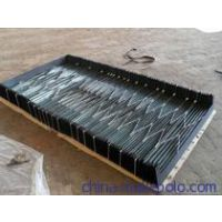 供给导轨磨床风琴防护罩 镗铣床伸缩防护罩