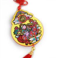 灵马报喜吉祥挂件 金属纪念章挂件 家居饰品 创意吉祥礼品