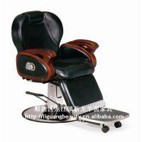 丽光厂家直供专业美容家具 男士理发椅、剪发椅、美发椅6038A