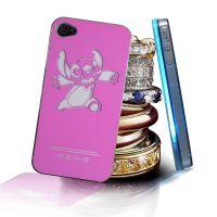 2013年上市iphone4来电感应发光保护壳 深圳来电闪保护套