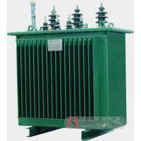 供应三相10KV电力变压器S11型全密封30~2500KVA油浸式变压器