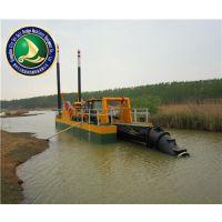 挖泥船,启航挖泥船质量优,小型河道挖泥船