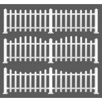 唐山PVC草坪护栏塑钢围栏生产厂家