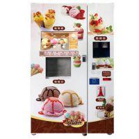 商佳供应冰淇淋自动售货机,支持在线支付