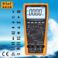 维希Vici VC87 带真效值—变频驱动电压功能 数字万用表多用表