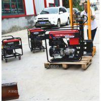 双杠柴油电焊机/400A进口发电电焊机