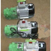 化工不锈钢齿轮泵 WCB-75P不锈钢手提式齿轮泵 防爆齿轮泵