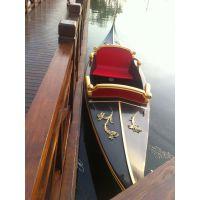 3米木质贡多拉船 特价热销