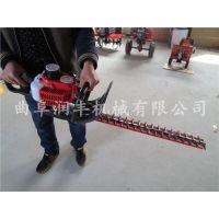 高效率绿篱修剪机 手提式汽油绿篱机价格