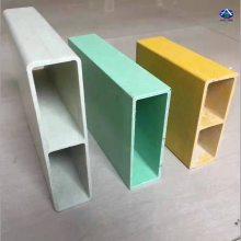 小扁管型号价格 48*31*3 60*30*2.7 60*30*3 拉挤玻璃钢型材 华强