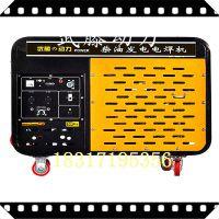 300a汽油发电电焊机组-穆棱