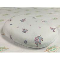 泰国乳胶枕Napattiga娜帕蒂卡天然乳胶婴儿头部定型枕 婴儿睡眠枕