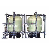 武汉瑞沃净水设备供应0.5T/H-100T/H软化水设备