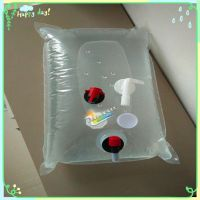 透明/镀铝无菌软包装袋_液体盒中袋_蝴蝶阀门_盒子中的内袋订做