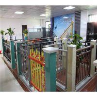 淡水锌钢护栏,聚力护栏,热镀锌钢护栏