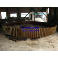 江苏徐州奎陵水泥机械厂3.2x13米球磨机大齿轮