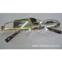 供应厂家直销 帕莎眼镜框 纯钛 超轻商务近视眼镜架 气质款 8103