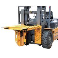无锡优客力供应叉车专用油桶吊夹|油桶搬运夹|叉车配件油桶吊夹