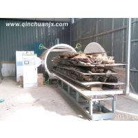 供应小型快速、高频加热 木材干燥窑