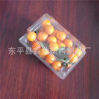 厂家直销透明果蔬盒 一次性透明草莓盒子PVC塑料盒