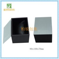 深圳高档手表包装盒 定制特别手表盒 翻盖式手表纸盒 厂家直销 阿玛尼手表盒