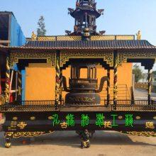 长方形八龙柱香炉、浙江温州长方形八龙柱香炉厂家价格