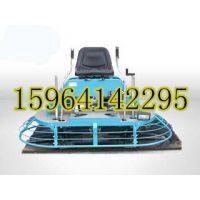 济宁众旺厂家直销座驾式抹光机用于混凝土地面的提浆、压实、抹平、抹光,效率极高。