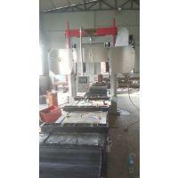 卧式龙门锯-木工带锯机-木工锯床-木工机床-为民机械厂