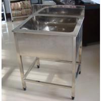 海口洗手池装修-海南不锈钢自动洗手池-效果图